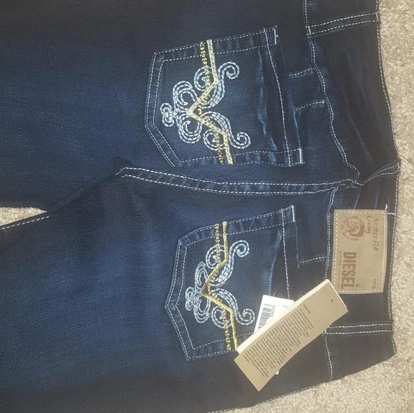 Diesel Denim - Diesel jeans